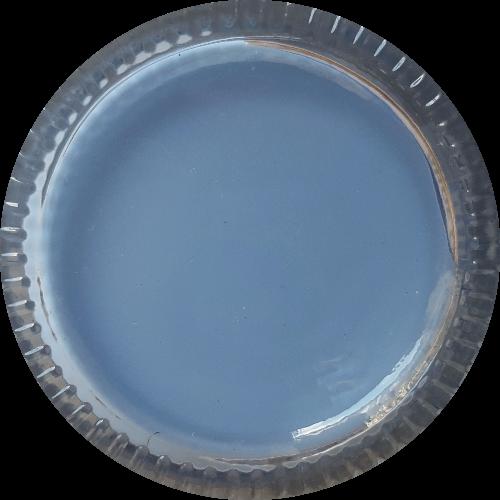 Schoencrème Azur Blauw - Schoensmeer Azur Blauw - Shoe Cream Azur Blauw
