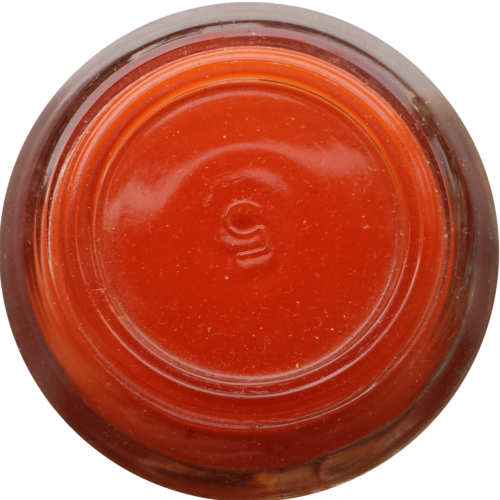 Schoencrème Oranje - Schoensmeer Oranje - Shoe Cream Oranje