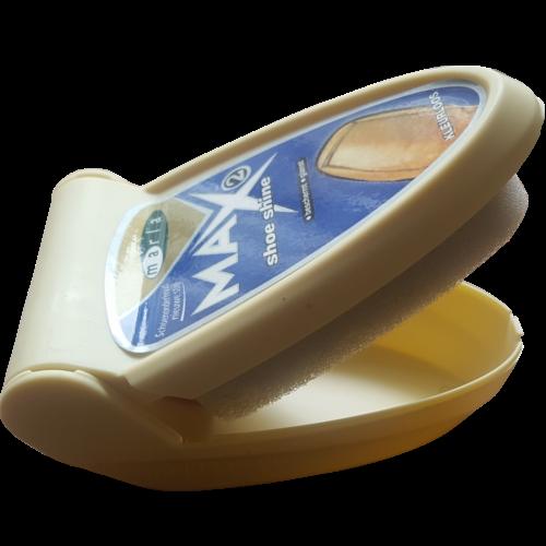Marla Max 2 Shoe Shine Zelfglansspons Neutraal