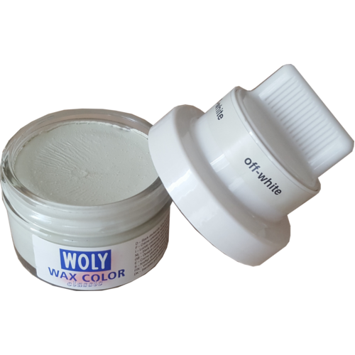 Woly Wax Color Off-White