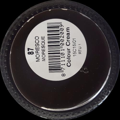 Sterkdekkende schoencrème Moresco - Sterkdekkende Schoensmeer Moresco - Sterkdekkende Shoe Cream Moresco