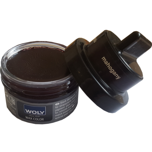 Woly Wax Color Mahogany