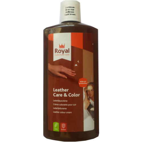 Leather Care & Color Licht Bruin