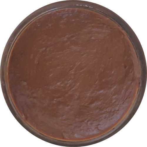 Sterkdekkende schoencrème Caramel - Sterkdekkende Schoensmeer Caramel - Sterkdekkende Shoe Cream Caramel