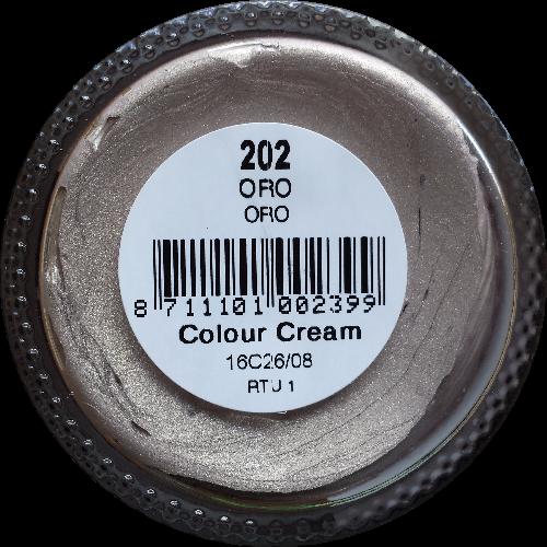 Sterkdekkende schoencrème Oro Metallic - Sterkdekkende Schoensmeer Oro Metallic - Sterkdekkende Shoe Cream Oro Metallic