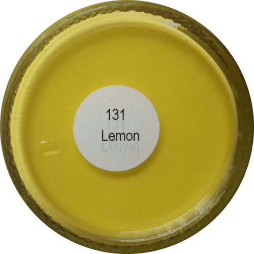 Schoencrème Lemon - Schoensmeer Lemon - Shoe Cream Lemon