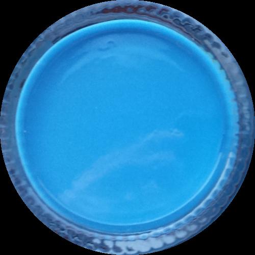 Schoencrème Capri Blue - Schoensmeer Capri Blue - Shoe Cream Capri Blue