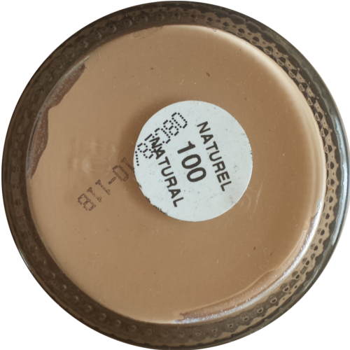 Sterkdekkende schoencrème Naturel - Sterkdekkende Schoensmeer Naturel - Sterkdekkende Shoe Cream Naturel