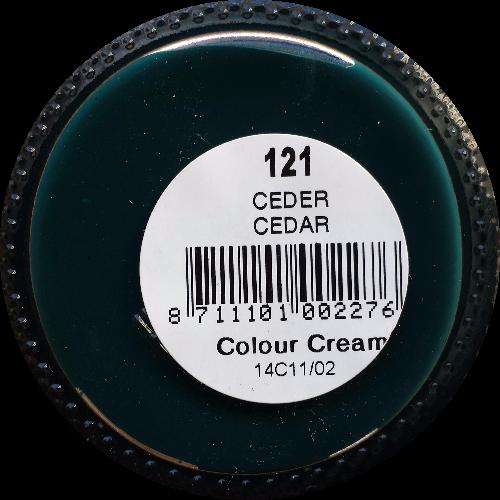 Sterkdekkende schoencrème Cedergroen - Sterkdekkende Schoensmeer Cedergroen - Sterkdekkende Shoe Cream Cedergroen