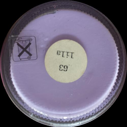 Sterkdekkende schoencrème Lila - Sterkdekkende Schoensmeer Lila - Sterkdekkende Shoe Cream Lila