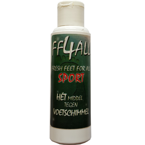 FF4ALL - Voetschimmel lotion