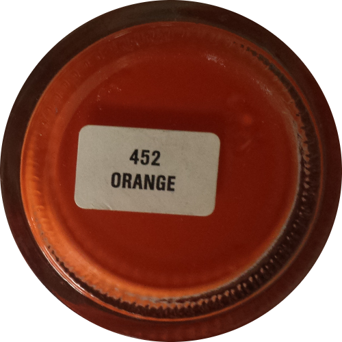 Schoencrème Orange  - Schoensmeer  Orange  - Shoe Cream Orange
