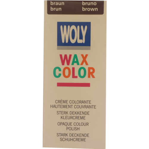 Woly Wax Color Bruin