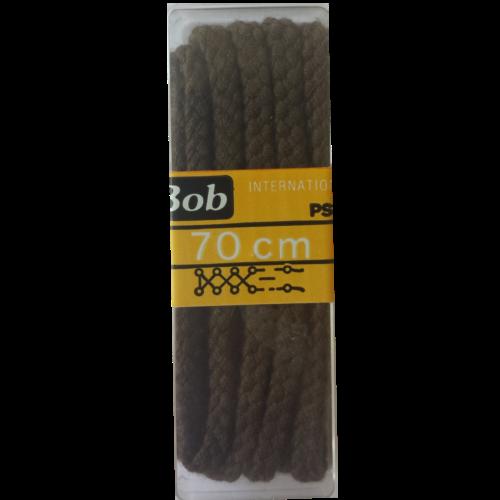 Veter - 70 cm - Donker Bruin - Extra Dik - Rond
