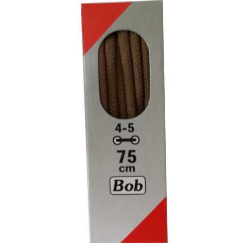 Veter - 75 cm - Taupe - Dik - Rond