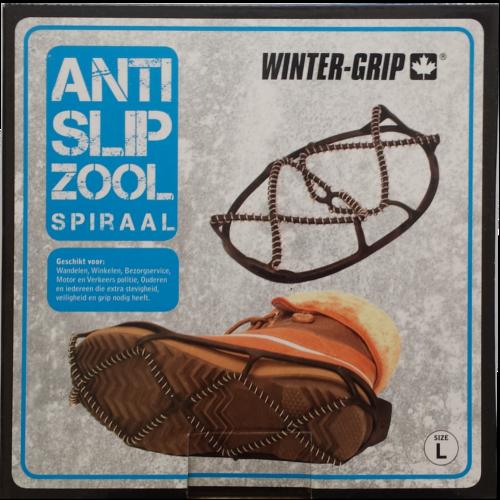 Anti Slip Zool spiraal maat L