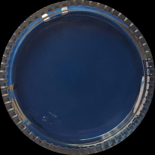 Schoencrème Brillant Blauw - Schoensmeer Brillant Blauw - Shoe Cream Brillant Blauw
