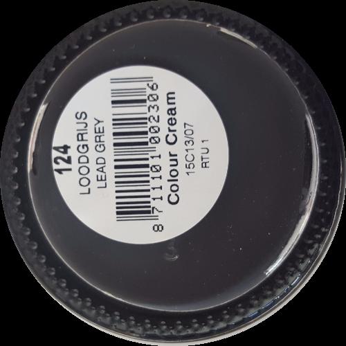 Sterkdekkende schoencrème Loodgrijs - Sterkdekkende Schoensmeer Loodgrijs - Sterkdekkende Shoe Cream Loodgrijs