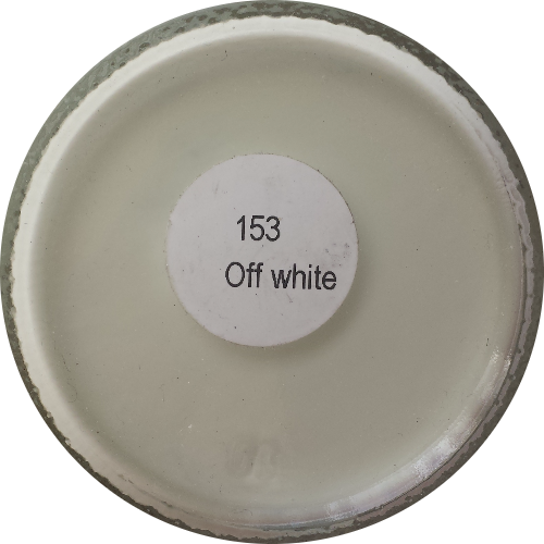 Schoencrème Off White - Schoensmeer Off White - Shoe Cream Off White